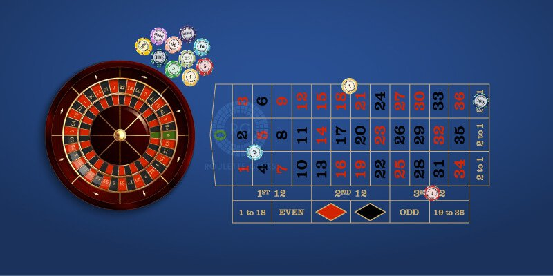 the basics of how to play roulette illustration