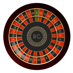 what size is a roulette wheel